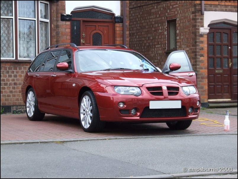 MG Rover gallery